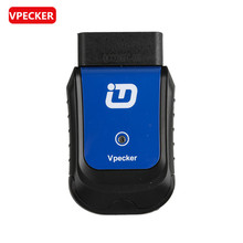 Bluetooth Version V10.1 VPECKER Easydiag OBDII Full Diagnostic Tool with Special Function(Ship from US No Tax)(Hong Kong)