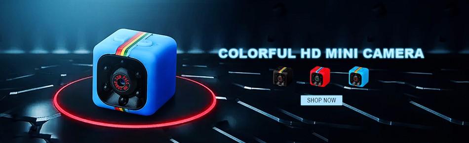SQ11 Colorful HD Mini Camera