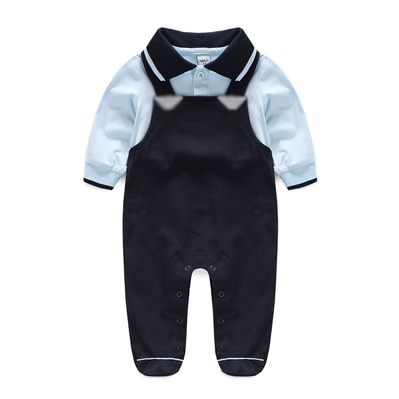 Baby Boys Rompers Newborn Baby Clothes Baby Body Suit 2017 Spring Autumn Bebes Overalls Jumpsuits Long Sleeves Baby Costumes   <br><br>Aliexpress