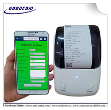 Goodcom MTP58W Small Wifi Printer for Wireless Receipt and Ticket Printing