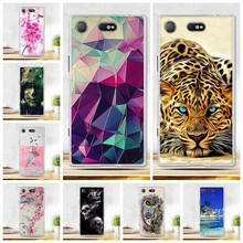 "Buy 4.6""For Sony Xperia XZ1 Compact Cover Soft Silicon Case Sony Xperia XZ1 Compact Cases Fundas Sony XZ1 Compact Phone Bags for $1.05 in AliExpress store"