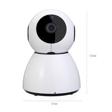 NEW Safurance WiFi Intelligent IP Camera Rotation 1080P Wireless Night Vision HD Network Baby Monitor Home Security(China)