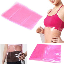 New Design Cellulite Fat Burner Sauna Slimming Shape-Up Waist Body Plastic Belt Wrap Best  6YHR 7GQS B773