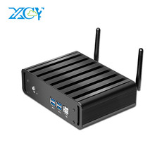 Core i7 7500U i7 6500U Mini PC Windows 7/8/10 HTPC 4K HDMI VGA WIFI Cooler Fan Mini Desktop PC NUC 4G 8G RAM Ultra Low Power