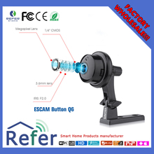 Cheapest Q6 wifi wireless mini IP camera support Max 128G TF card chinese surveillance cameras IP camera(China)