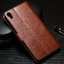 Brand New High Quality PU Leather Case for Sony Xperia X XA XP XZS XA1 Z1 2 3 4 5 MINI M4 5 Wallet Cover Cases with Card Holder
