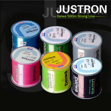 Transparent/ Yellow/ Red/ Blue 500m Monofilament Fishing Line 100% Nylon fishing line for carp fishing