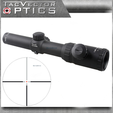 Vector Optics Tactical Swift 1.25-4.5x26 Gun Sight Rifle Scope with Illuminated L4 Dot Reticle Free Shipping(China)