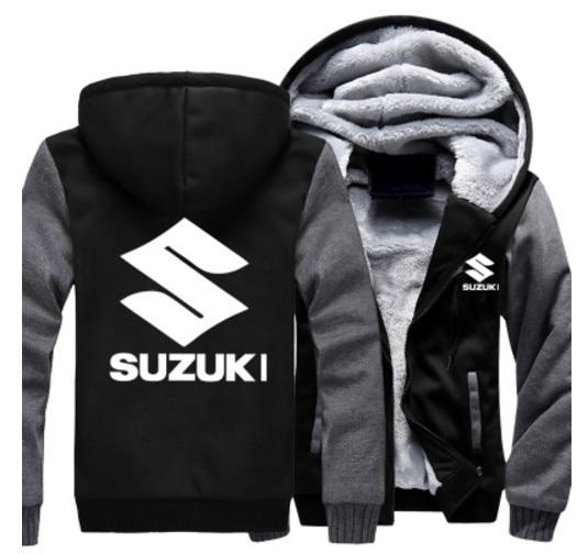 Mens-Baseball-Winter-Coat-SUZUKI-Motorcycle-Jacket-and-Fleece-Sweatshirts-Zipper-Hoodies-Mens-Thick-Warm-Jacket (2)