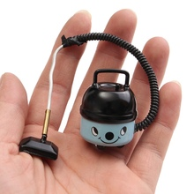 Dollhouse Vacuum Cleaner Mini Pretend Play Toys Educational Kitchen Toy for Children Gift(China)