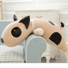 Cute Cartoon Soft Toys Giant Stuffed Plush Animals Dog Dolls Sleeping Baby Doll For Children Brinquedo Christmas Gifts 50T0252(China)