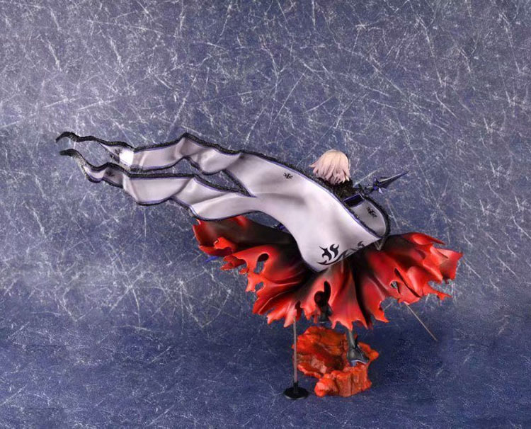 Anime Fate Grand Order Avenger Jeanne d\`Arc Alter Figma 390 Cute Action Figures PVC Doll Collection Model Toys Gifts (3)