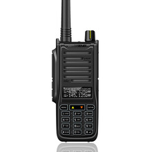 New Baofeng UVB2 Walkie Talkie High Power Portable Two Way Radio VHF UHF UV Dual Band BF-UVB2 UV-6RA PTT Transceiver Long Range(China)