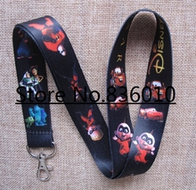 Hot Sale! 10 pcs Popular Cartoon Toy Story  Key Chains Mobile Cell Phone Lanyard Neck Straps Children   Favors SZ-218