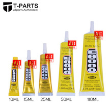 Best E8000 Glue 15ml/50ml110ml Multi Purpose Adhesive Epoxy Resin DIY Crafts Glass Touch Screen Cell Phone Repairs
