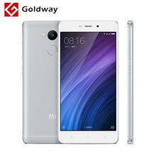 "Original Xiaomi Redmi 4 Pro 3GB RAM 32GB ROM Mobile Phone Snapdragon 625 Octa Core 5.0"" 1920x1080 4100mah Battery 13MP Camera"