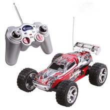 2018 High speed Mini Rc Truck ( 20-30km/hour) Super car 1:32 Remote Control Car Radio Car(China)