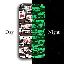 Latest Interesting Design Pattern Noctilucent Peanut Butter Phone Protection Case For iPhone 4 4S 5 5S 5C 6 6 PLUS