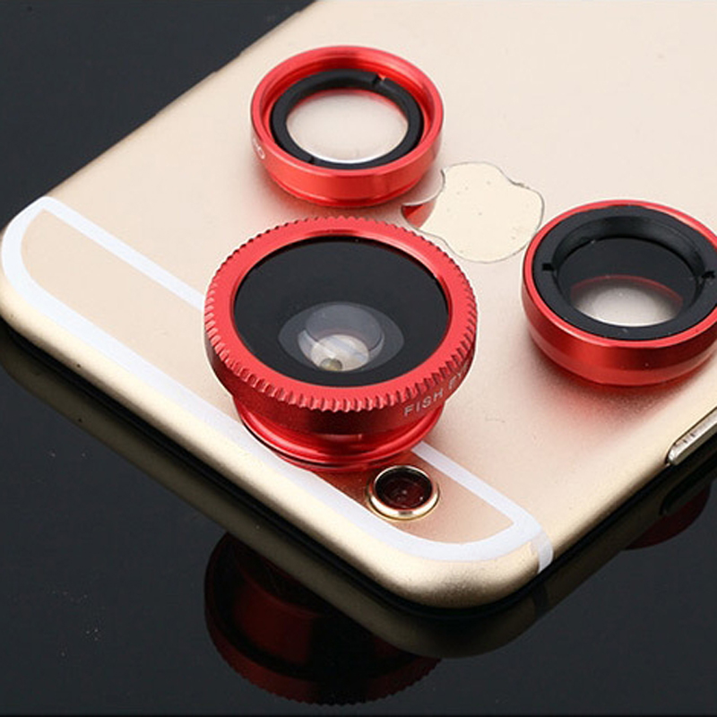 Fish eye universal 3 in 1 font b mobile b font font b phone b font
