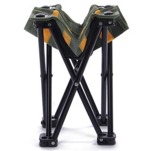 Portable Fishing Chair Campstool Mini Folding Stool Fishing Tackle Tool Resting Outdoor Sports Fishing Chairs(China)