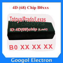 For Toyota/Prado/Lexus 4D (68) Chip 4D68 Transponder Chips B0xxx 5pcs/lot Free Shipping