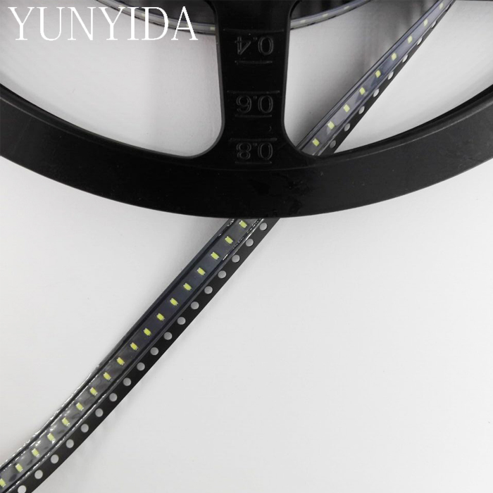 0603 SMD  LED   White  light  emitting diode  100pcs/lot(China)