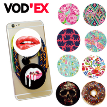 VODEX Round POP GonoRack Fashion  Finger Holder with Anti-fall Phone Smartphone Desk stand Grip  Mount For iPhone Samsung