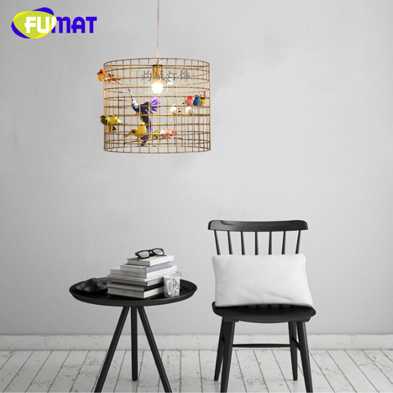 Birdcage Pendant Light 2