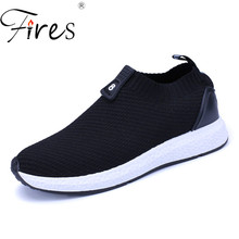 Buy Fires Men Sports Shoes Light Sports Shoes Man Running Shoes Fly Sneakers Autumn Trend Zapatillas Sport Flat Jogging Shoes for $17.05 in AliExpress store