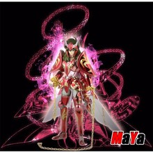 MY Model Hot sale Andromeda Shun V4 MAYA Bronze Saint Seiya God Myth Cloth Action Fgiure