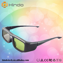 3D glasses active for BENQ/ACER/NEC/VIEWSONIC/OPTOMA/DELL/VIVITEK/SHARP DLP projector(China)