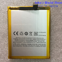 For Meizu Metal Battery BT50 Meilan M1 Metal 3040mAh Battery Replacement High Quality Battery Parts Smart Phone(China)