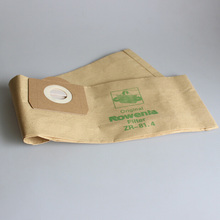 Paper dust bag suitable for ROWENTA Karcher Hoover ZR81 Bag Wet Dry Enduro Vorace Multi Craft RB free shipping(China)