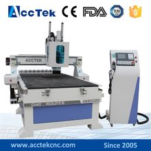 Taiwan Syntec controller and vacuum table vacuum pump atc cnc router price
