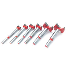 New 1pc Drill Bits Hinge Open Hole Drill Professional Forstner Wood Working Hole Saw Wood Cutter 15-60mm Multi(China)