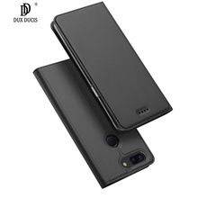 DUX DUCIS for OnePlus 5T case cover Skin Pro Series Stand Card Holder Leather Coque for OnePlus 5 T mobile phone funda cases(China)