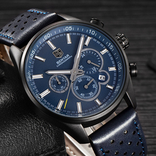 Buy Reloj Hombre 2017 BENYAR Fashion Chronograph Sport Mens Watches Top Brand Luxury Military Quartz Watch Clock Relogio Masculino for $24.99 in AliExpress store