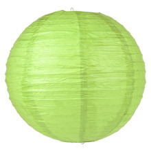 5pcs/lot 35cm (14inch) Apple Green Chinese/Japanese Paper Umbrellas Lanterns Balls Hanging Holiday Marriage Party Decorations