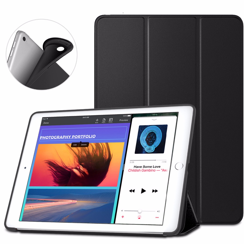 """10.2 /""""Laptop Netbook in Neoprene Case antiscivolo manica Nero"""