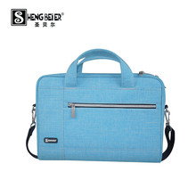 Laptop Sleeve 15.6'' liner bag Tablet PC Computer bag Fashion Protective handbag For Apple Macbook Air 11.6 13 15'' Shoudler bag