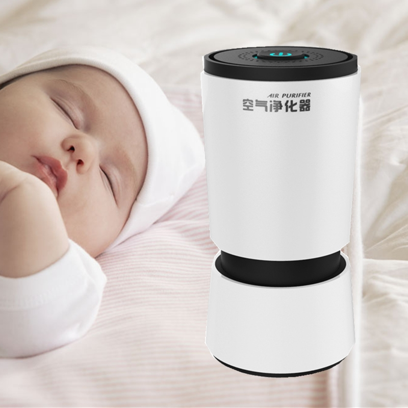 Free shipping customized for exporting negative ion air purifier/air purifier for car home office with humidifier<br><br>Aliexpress