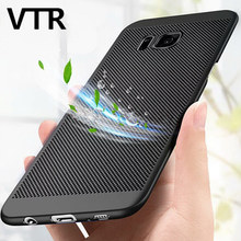 Luxury Heat dissipation case For Samsung Galaxy J5 2016 Cases PC back Cover For Samsung J5 J7 2017 full Matte Phone hard bag(China)