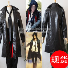 Hitman Reborn Mukuro Rokudo cosplay costume whole cloak set