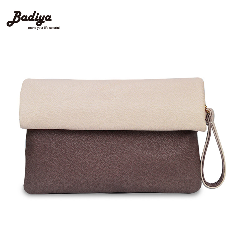 Portable New Fashion Handbags Ladies Soft Leather PU Panelled Clutch Purse Versatile Elegant Small Envelope Women Messenger Bag <br><br>Aliexpress
