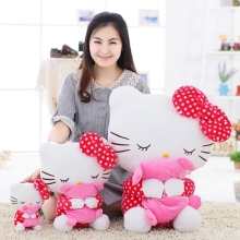 2016 Hello Kitty dolls, plush oversized cat playing with toys, gifts to send his girlfriend, free shipping