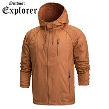 Men Spring Jacket 2017 Military Windpoof windbreaker Jackets Autumn Waterproof Breathable Male Brand Clothing Plus Size 4XL - Outdoor Explorer Store store
