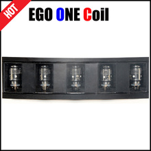 Coil Head for EGO ONE Atomizer 1.8ml 2.5ml 4ml EGO ONE Mega 0.5ohm 1.0ohm Electronic Cigarette Core Unit Coil