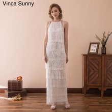 Buy Vinca Sunny 2018 Cheap Lace Wedding Dress Lace Boho Summer Beach Bridal Gown Bohemian Wedding Gowns Robe De Mariage 20610 for $80.50 in AliExpress store
