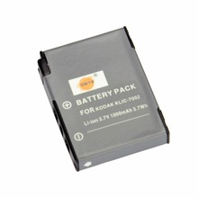 DSTE KLIC-7002 Rechargeable Battery for KODAK EasyShare V530 V530 Zoom V603 V603 Zoom Camera