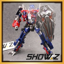 [Show.Z Store] Weijiang Transformation M01 OP Commander Oversize AOE Evasion Action Figure(China)